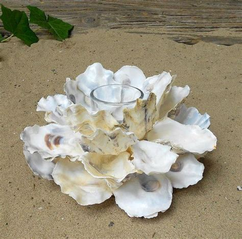 Oyster Paper Crafts - 1000 ideas about shell flowers on shell
