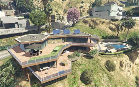 Ex Machina House Location gta 5 vinewood hills safehouse mod gtainside com