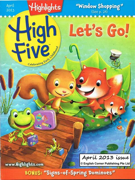 high five eng 5 0230464297 2017 high five magazine 10 issues with any one science adventures level