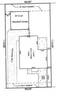 Garage Floor Drain Design accessory buildings plot plan city of longmont colorado