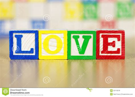 Tme Disigner Lovezi Building Blocks spelled out in alphabet building blocks royalty free stock photos image 22113378