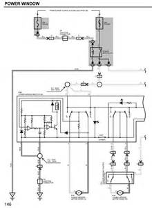 power window switch wiring diagram toyota efcaviation