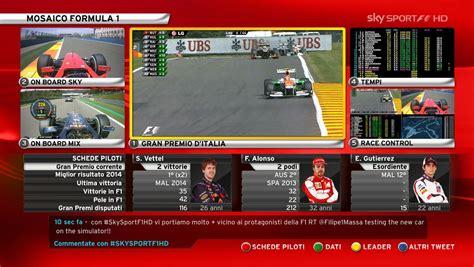diretta tv formula 1 diretta stadiosport it