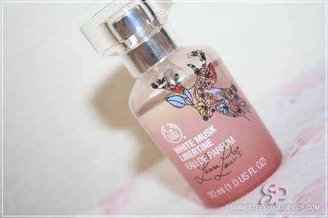 Parfum The Shop White Musk Libertine leona lewis white musk libertine eau de parfum fragrance