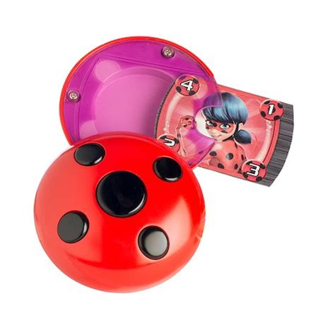Play Around With The Yoyo Concept Phone by Miraculous Ladybug Compact Caller Toys R Us