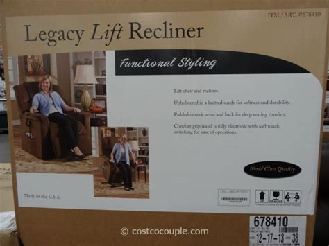 Power Lift Recliners Costco by Costco Lift Chair Chairs Model