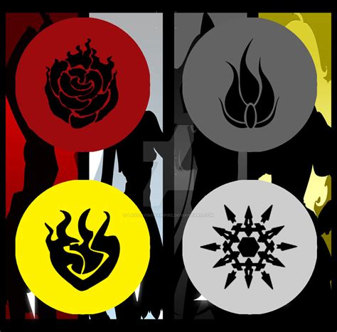 rwby emblem by lastlivingvampire on deviantart