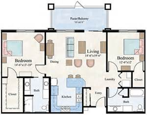 1200 square foot apartment two bedroom apartment floor plan larksfield place