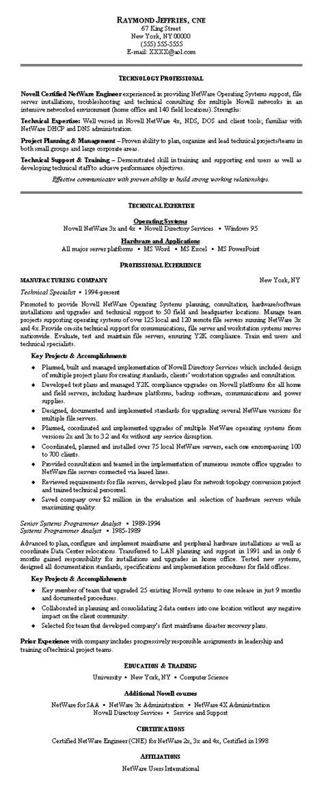 network engineer resume sample lovely sample resume for hardware and