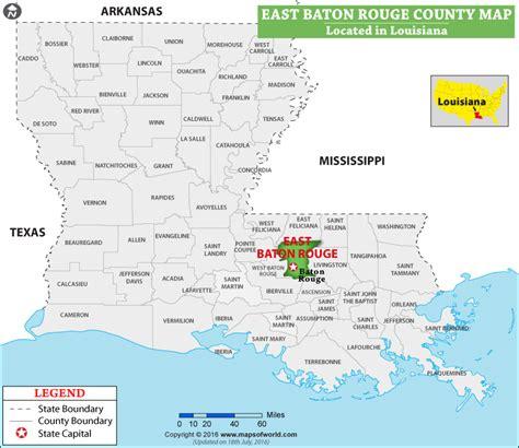 baton usa map west baton parish map louisiana