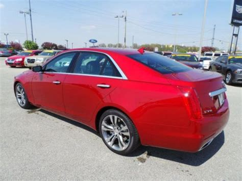 2014 Cadillac Cts 3 6l Turbo Vsport by Purchase New 2014 Cadillac Cts 3 6l Turbo Vsport