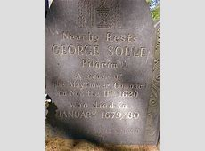 George Soule Sr (1600-1680)   WikiTree FREE Family Tree Y Chromosome