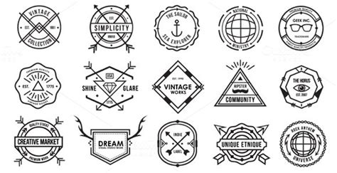 design a hipster logo 10 hipster logo showcases simplywp