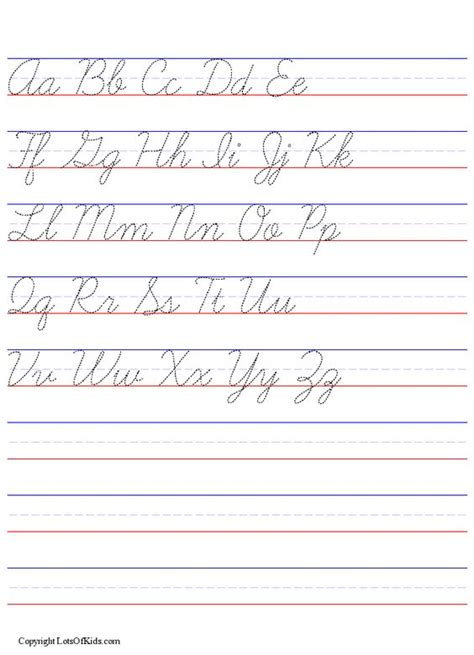 printable cursive handwriting worksheet generator cursive writing worksheet maker free worksheets library