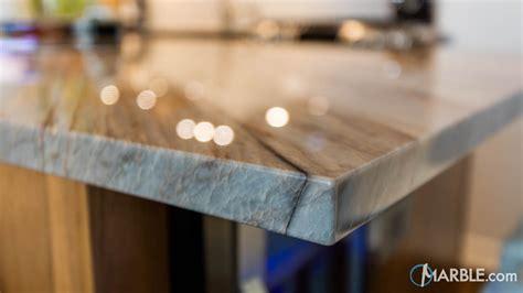 Aurora Blue Quartzite Kitchen Countertops