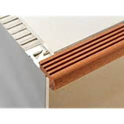 Wood Stair Edging by External Wood Stair Nosing Step Edging For Tiles Stone