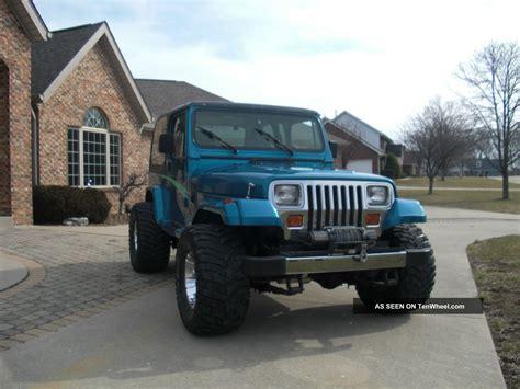 cummins jeep yj cummins turbo diesel 1994 jeep wrangler yj