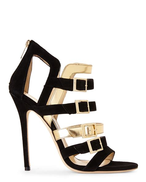 black and gold sandals jimmy choo black and gold sandals simply accessories