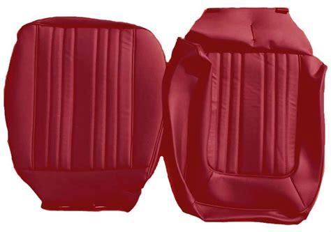 bronco seat covers 1978 79 bronco low back vinyl seat covers pair