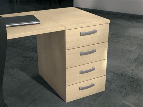 bloc 4 tiroirs bloc tiroir bureau