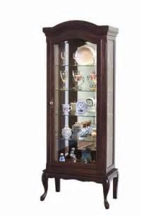 curio furniture curio cabinet