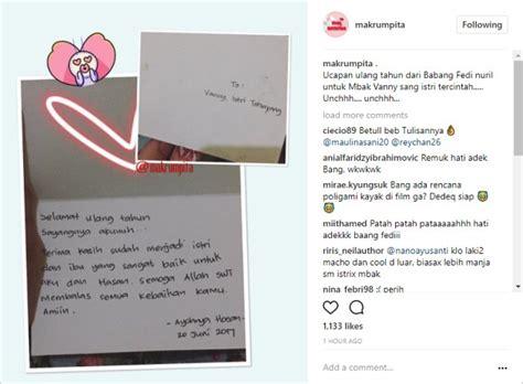 cara membuat kartu ucapan ulang tahun yang romantis beri ucapan romantis di hari ultah istri tulisan tangan