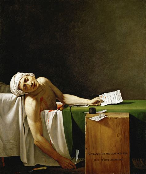 french revolution bathtub painting wikipedia featured picture candidates the death of marat