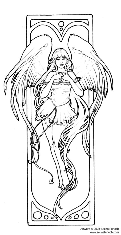 coloring books beautiful fairies 35 unique illustrations books coloring pages on dover publications