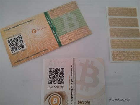 How To Make Bitcoin Paper Wallet - bitcoins botnetzprovider de