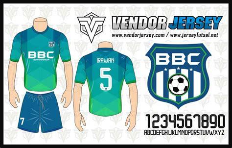 desain kaos futsal online produksi bikin kaos futsal bbc samarinda vendor jersey