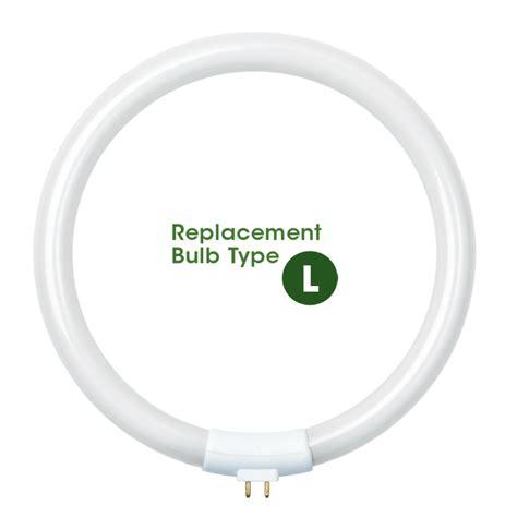 ottlite floor l replacement bulb ottlite 22 watt circline replacement bulb type l