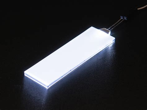 Led Backlight white led backlight module medium 23mm x 75mm id 1622 2 50 adafruit industries unique
