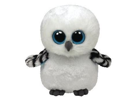 Ty Beanie Babies Owl   ty beanie babies baby boo boos spells the owl soft toy new