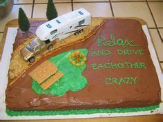 Retirement Cake Rv Golf Google Search Cake Themes