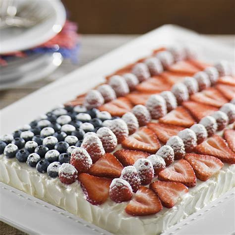 day dessert recipes healthy memorial day recipes eatingwell