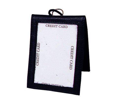 porta badge pelle p ta badge pelle 2 display anello tracolla 5282104apel01