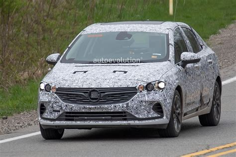 Buick Sedan 2020 by 2020 Buick Verano Sedan Spied Testing In Michigan But Is