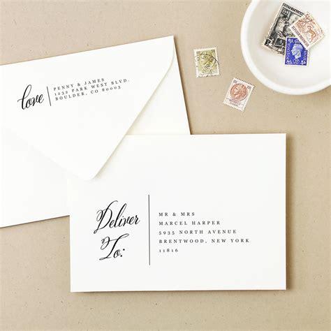 printable wedding envelope template instant