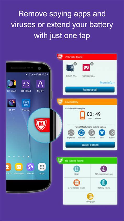 can androids get viruses bt virus protect android apps on play