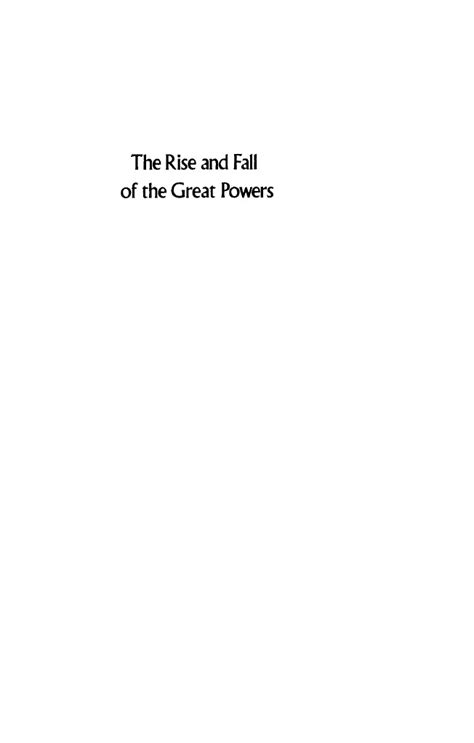 The Rise and Fall of the Great Powers.pdf