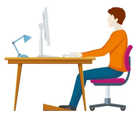 sitzposition schreibtisch ergo office sp 233 cialiste en solutions ergonomiques pour