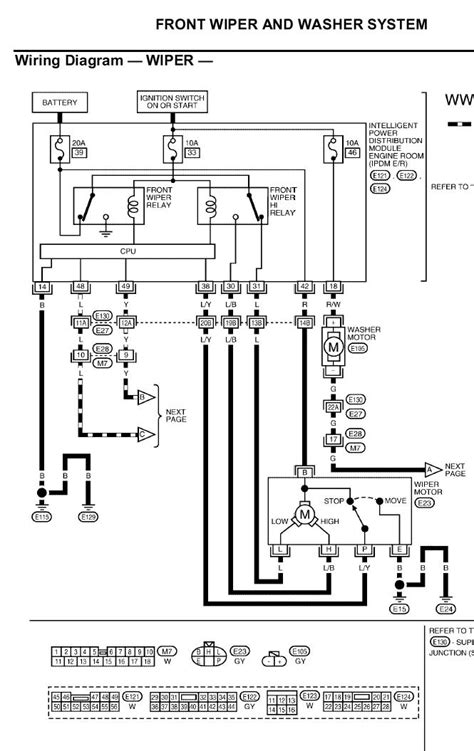 1996 nissan altima wiring diagram 1996 free engine image
