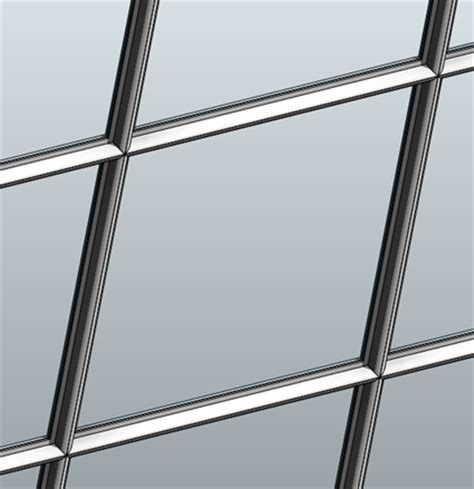 curtain wall pattern based revit nesting generic models into curtain pattern based
