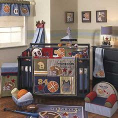 sports themed crib bedding sets 1000 images about bring on the baby boy on