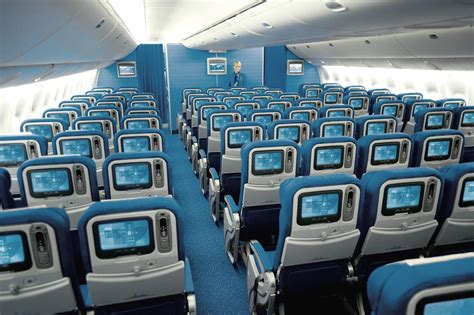 klm economy comfort 777 mit klm von amsterdam nach nordamerika canusa