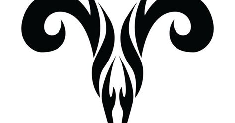 tribal aries debating on this one for my tat in tribal aries debating on this one for my tat in