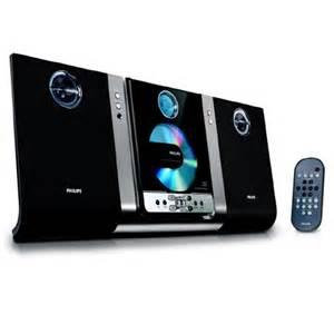 philips wall mountable stereo shelf system mc235b audio