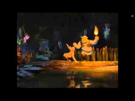 al camino al camino voy burro y shrek
