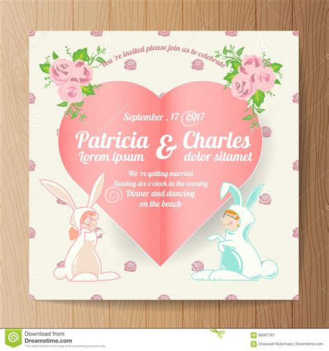 invitation layout character bri cartoons illustrations vector stock images 70