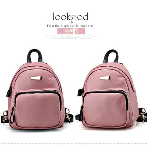 b7033 ransel mini jual b7033 pink tas ransel mini cantik grosirimpor